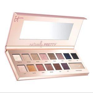 It Cosmetics Naturally Pretty Matte Luxe Palette